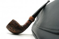 small rusticated pipe